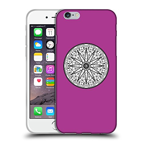 GoGoMobile Coque de Protection TPU Silicone Case pour // Q09760621 Mystique occulte 25 byzantin // Apple iPhone 6 PLUS 5.5""