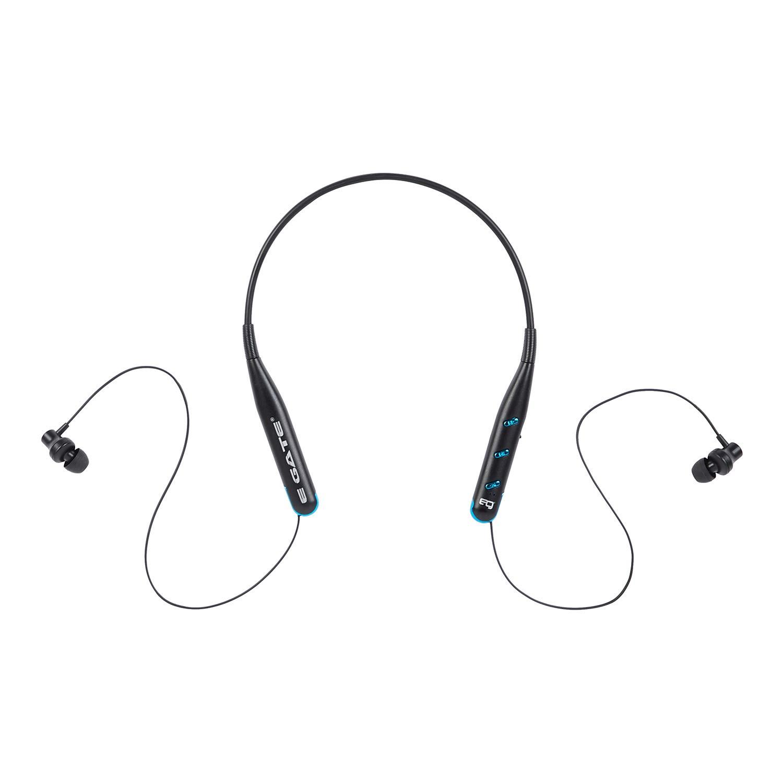 Egate Tornado T105 Sports Bluetooth Wireless Earphone with Mic (Blue)
