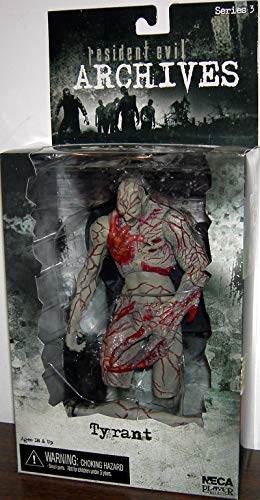 Resident Evil Archives - Tyrant Neca Series 3