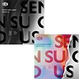 SF9 [SENSUOUS] 5th Mini Album HIDDEN/EXPLODED 2Ver SET+POSTER+P.Book+Card SEALED