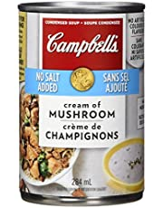 Campbell's Cream of Mushroom Soup, 284ml, 12-Count