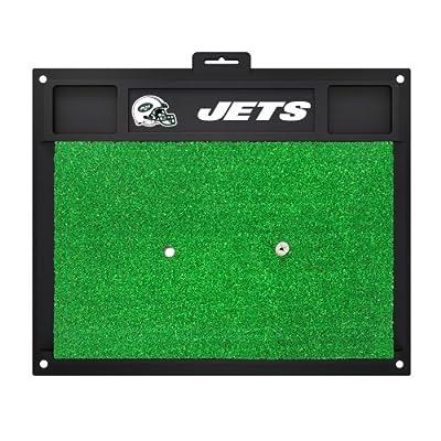 FANMATS 15470 New York Jets Golf Hitting Mat