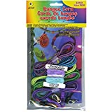 Pepperell 5-Color Bungee Cord Super Value Pack, 15-Feet, Assorted Colors