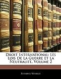 Droit International, Fernand Verraes, 1144669073