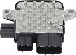 TUPARTS Engine Cooling Fan Control Relay Module Fits for 2003-2007 Mazda 6 2002-2006 Mazda MPV 2002-2007 Mitsubishi Lancer 2003-2006 Mitsubishi Outlander