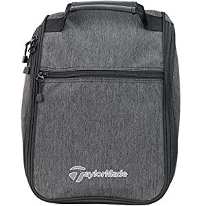 TaylorMade Golf 2018 Mens Classic Shoe Bag / Tote Bag