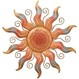 Regal Art &Gift Sun Wall Decor