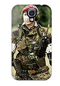 Defender Case For Galaxy S4, Soldier Pattern