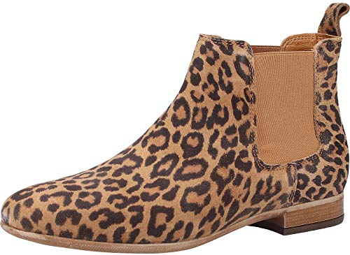Tamaris Boots 273 Chelsea 25344 marrone 32 leopardo Brown 1 273 1 r6aHqrR
