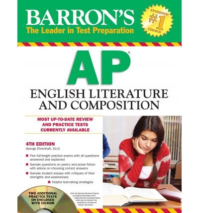 Download AP English Literature and Composition (Barron's AP English Literature & Composition (W/CD)) (Mixed media product) - Common ebook