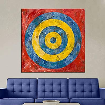 Chysyh Prints On Canvas Wall Art Modern Abstract Oil Painting