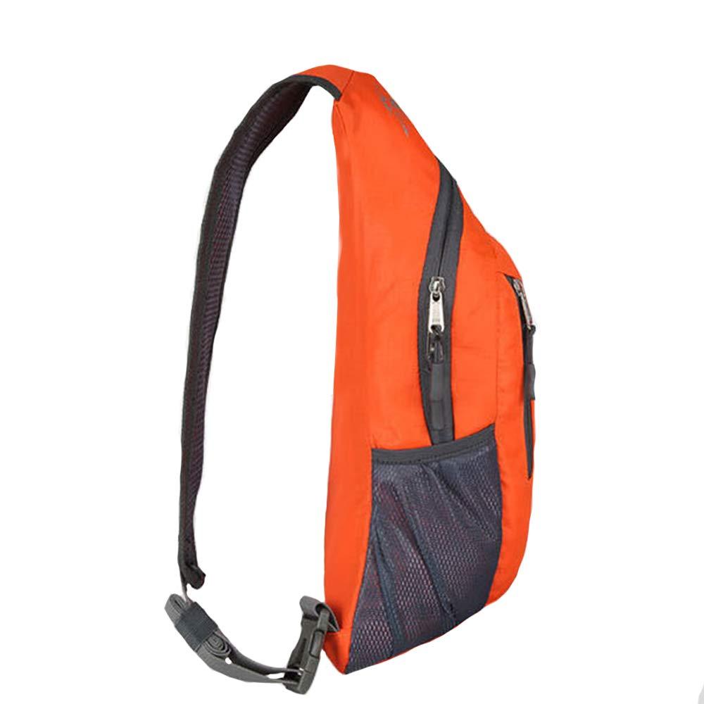 Men Women Sling Bags Shoulder Backpack