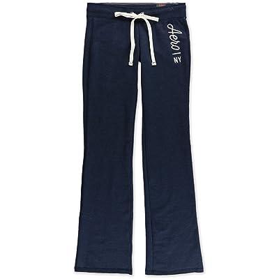 Aeropostale Womens Fit & Flare Casual Sweatpants