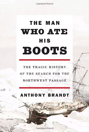 Book cover for The Man Who Ate His Boots