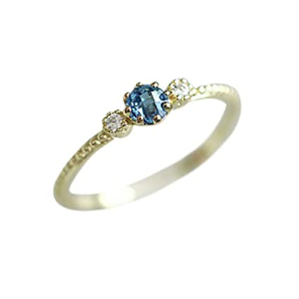Amazon Alonea Women Rings Women Alloy Diamond Rings Proposal
