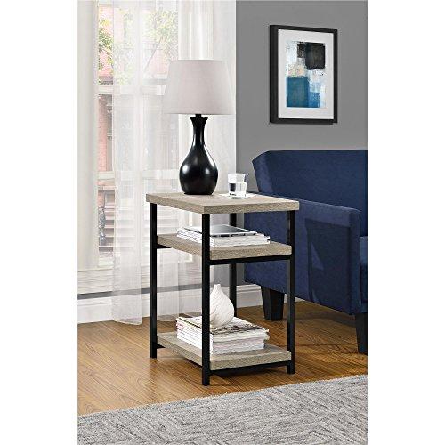 Price comparison product image Altra Elmwood End Table,  Sonoma Oak