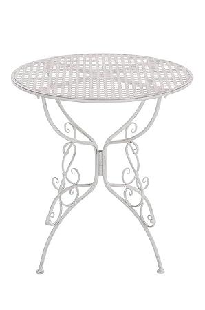cp320métal Table Blanc Jardin Table ~ de Mendler Antique FTclK1J3