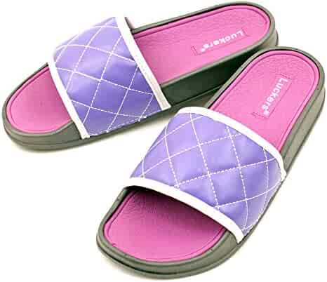 e0940073260 Shopping Slide - Purple - Sandals - Shoes - Girls - Clothing
