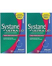 Systane Ultra UD 30 injectieflacons BULK KOPEN 2 dozen (60 flesjes totaal)