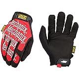 Mechanix Wear MG-02-010 Gloves, Red, Large
