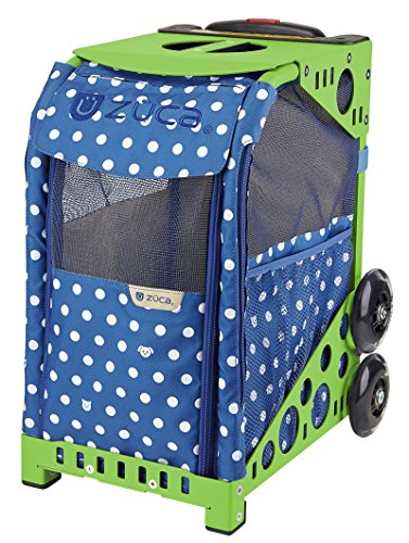 "ZUCA ZuZuca Rolling Pet Carrier - ""Best In Show"" Insert B..."