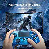 PS4 Controller Wireless Starry Galaxy Style DS4