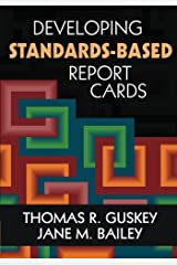 Developing Standards-Based Report Cards Paperback