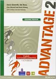 Advantage. Student's book-Workbook-Culture gym. Ediz