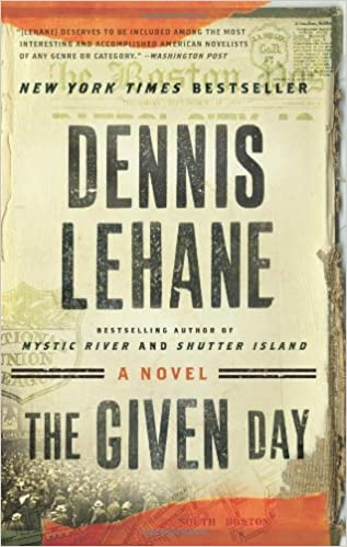 The Given Day (Coughlin Series, Book 1)