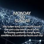 [Monday To Sunday] One Week Treatment Mask Sheet - 7sheets (One Week)