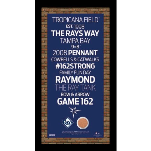 tampa-bay-rays-subway-sign-95-inch-x-19-inch-frame-with-authenticated-dirt-from-tropicana-field