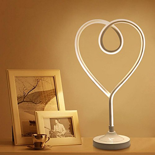 modern personality bedroom Bedside lamp jobs living room decoration line led table lamp by DMMSS