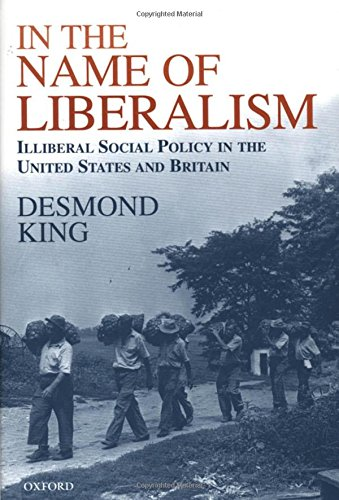 In The Name of Liberalism: Illiberal Social Policy in the United States and - Guys Usa Names Of In