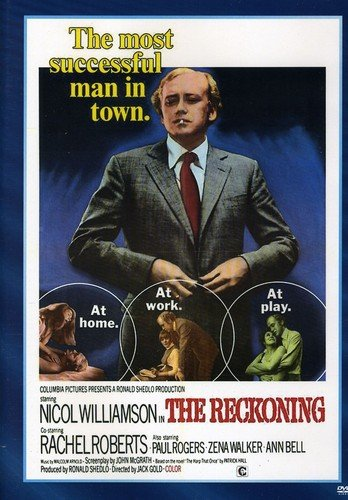 the reckoning 1970 dvd
