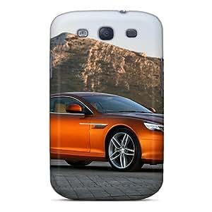 Purecase Galaxy S3 Hybrid Tpu Case Cover Silicon Bumper Aston Martin Virage '2011