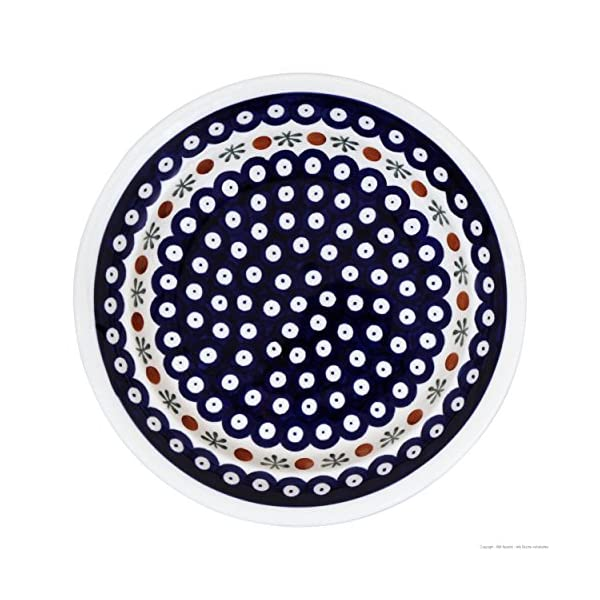 Pottery Ceramic Soup Plate Deep Plates (GU 1260–41)