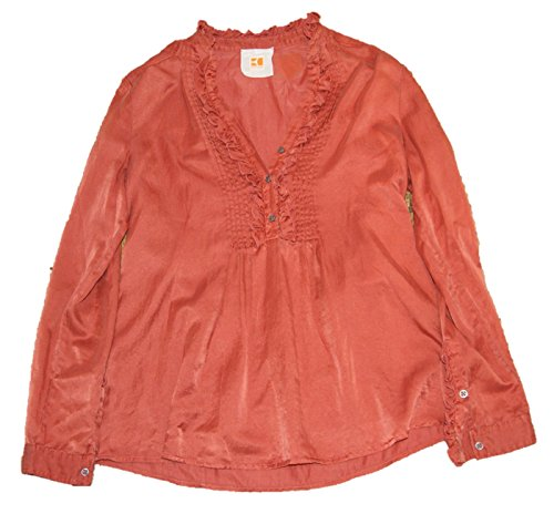 BOSS ORANGE BLUSE ELENORAE FARBE ROT 221
