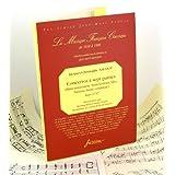 Six concertos à sept parties (flûte-traversière, trois violons, alto, basson, basse continue). Vers 1737.