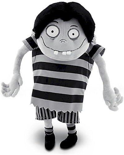 Amazon Com Disney Frankenweenie Edgar Plush Doll 14 Toys Games