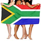 raikay Unisex South Africa Custome Make Your Own Bath Towels 100% Polyester,Superfine Fiber Super Absorbent,for Home/Bathrooms/Pool/Gym (31'' 51'')