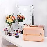 Ovonni Professional Portable Makeup Train