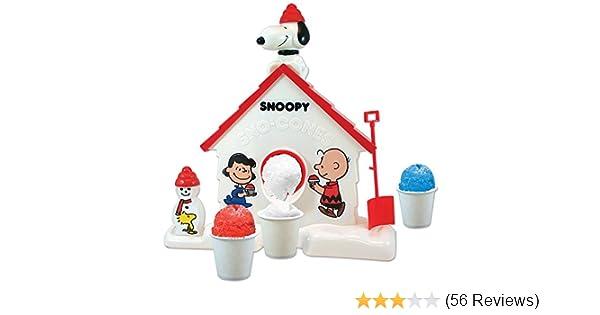 e6bbe6372477ff Amazon.com  Snoopy Sno Cone Maker  Kitchen   Dining