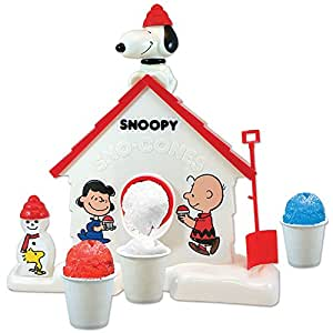 Snoopy Sno Cone Maker