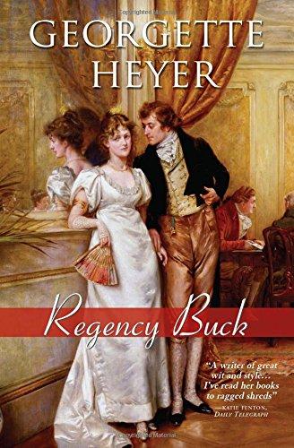 Regency Buck (Regency Romances) by Heyer, Georgette