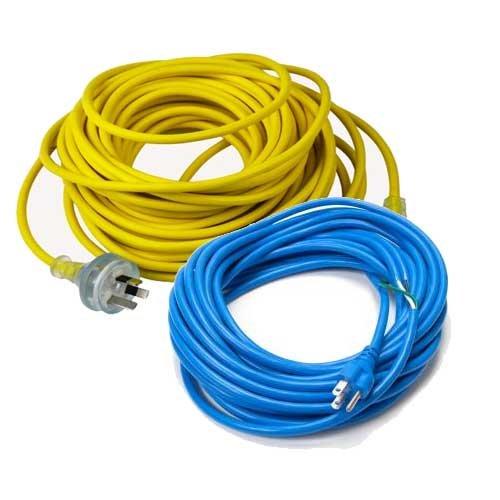16//3 50 Yellow W// 1071239 Tennant Power Cord