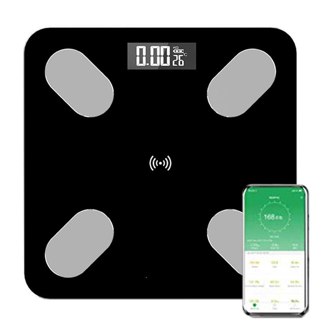Yirind Bluetooth APP Digital Body Fat Scale Health Analyser, 180Kg/396Lb Scales