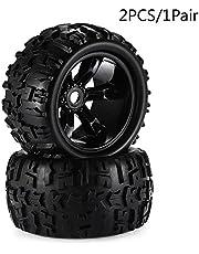 Makluce 1/8 Control Remoto Neumático De Goma del Coche Adecuado para 1/8 Monster Truck RC Neumático del Coche Regalo De Año Nuevo