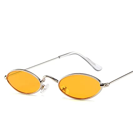 PUWENYCC Gafas de Sol Redondas Gafas de Sol Estilo pequeño ...