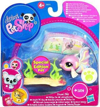Littlest Pet Shop Prized Pets #1814
