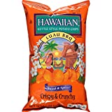 Hawaiian Kettle Style Potato Chips, Luau BBQ, 7.5